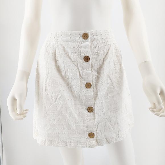 MinkPink Julep Lace Mini Skirt NWT